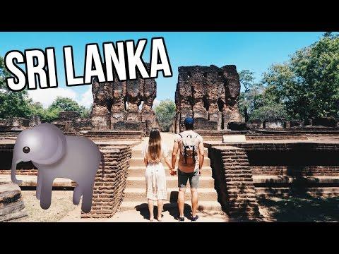 SRI LANKA ADVENTURES!