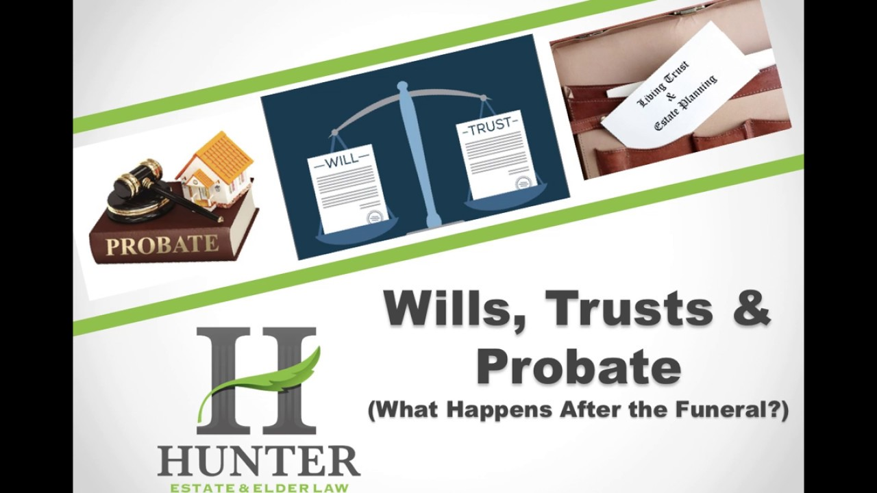 Indiana Probate, Estate and Trust Administration - Hunter