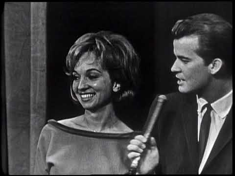 American Bandstand 1964- Interview Nino Tempo and April Stevens