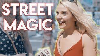 IL RITORNO DELLE STREET MAGIC! *REAZIONI*
