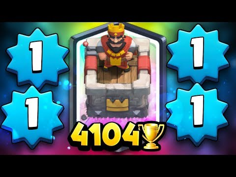 NEW Lvl 1 WORLD RECORD! 4,104 Trophies. GAME OVER!