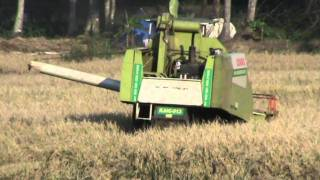 Rice Harvesting Machine In India