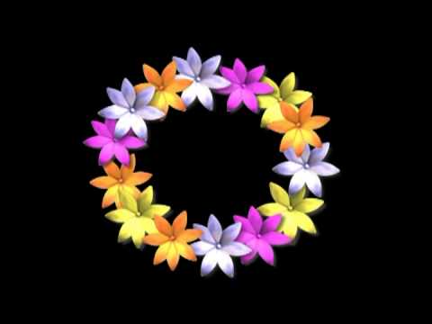 Flower Wallpaper Background Animated Hd Looping Free Video Download
