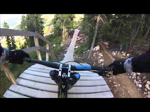 Mt Stevens   Rock Crusher to PBR