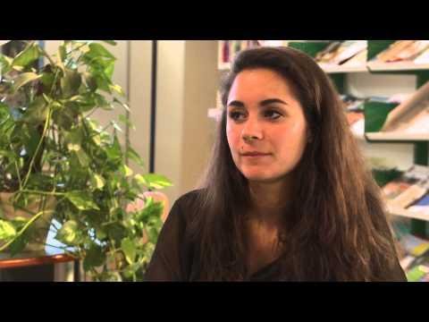 Etudiante De Polytech Nantes : Jéromine Maillet