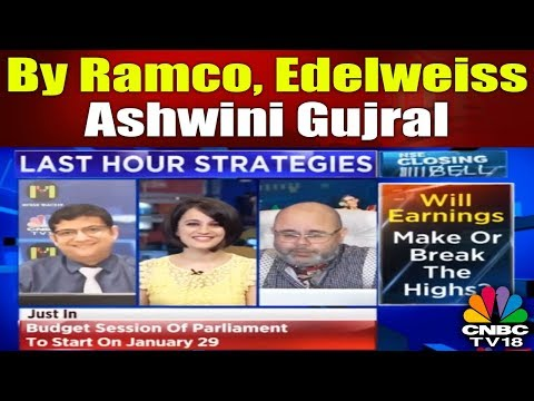 Buy Ramco Cement, Edelweiss Financial: Ashwani Gujral | CLOSING STRATEGIES | CNBC TV18