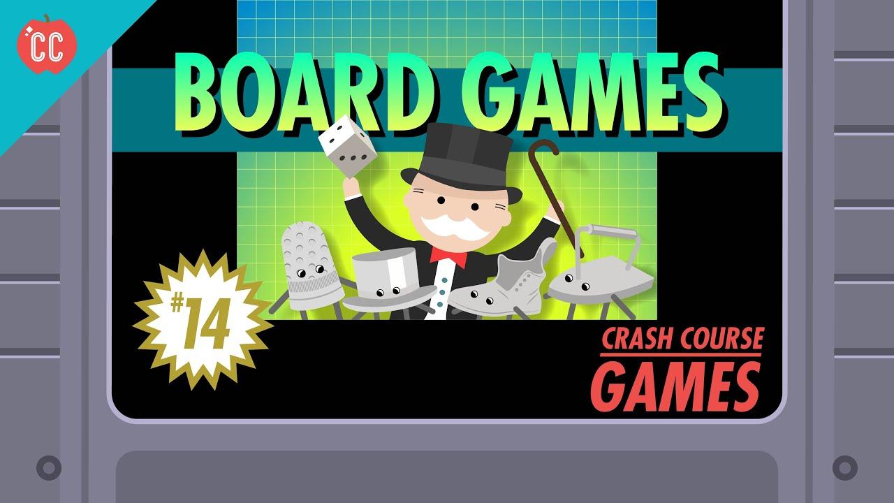 Board Games: Crash Course Games #14