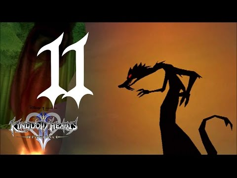 #11 The Land of Dragons - Male Mulan is Pretty Much Useless (KHII FINAL MIX)