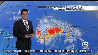 Hurricane Irma update 9/3/17 - 7am report