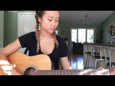 River - bishop cover by Rianna Grinham