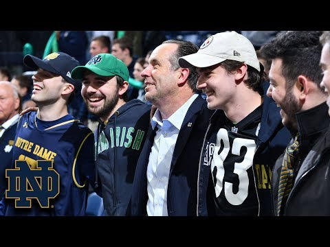 Notre Dame's Mike Brey Builds Confidence Through Basketball | ACC Coaches & Community