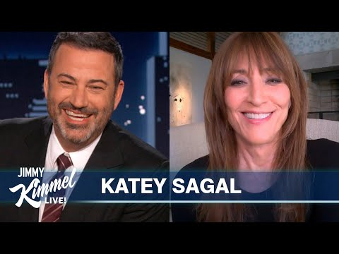 Katey Sagal on Going to College with Paul Reubens & David Hasselhoff & Married with Children Success