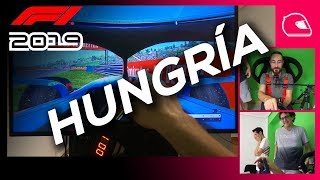 Competición virtual SoyMotor.com: Hungaroring en el F1 2019 | SimRacing