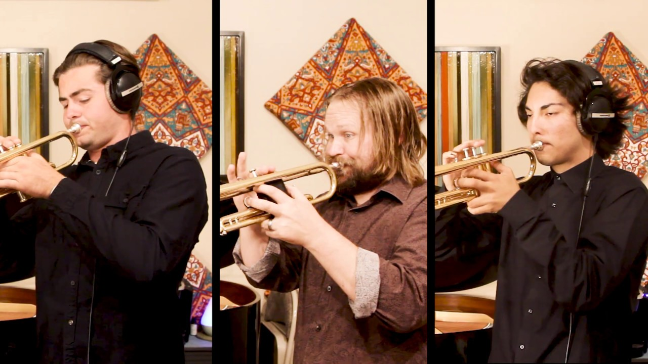 Danny Boy, performed by Six Trumpets