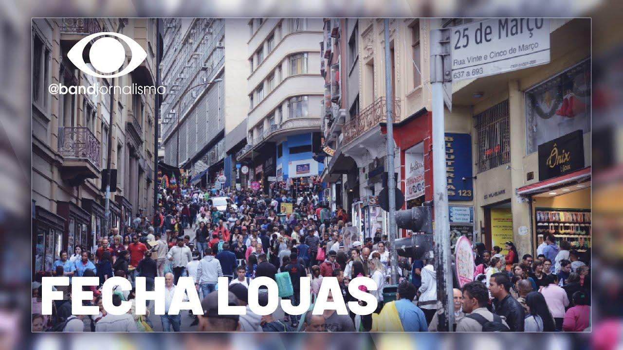 Prejuízo bilionário: mais de mil lojas fechadas na 25 de março