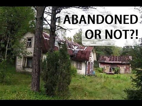 2 Abandoned? Homes + Factory! URBAN EXPLORATION TRAVEL VLOG