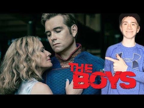 The Boys: Season 1 Review