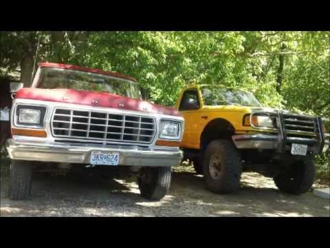 1993 ford ranger lifted riding on 35s sold youtube. Black Bedroom Furniture Sets. Home Design Ideas