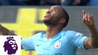 Raheem Sterling's second goal adds to Man City's lead v. Palace | Premier League | NBC Sports