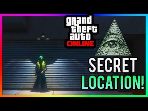 GTA 5 Online - NEW SECRET ILLUMINATI