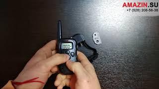 Видео обзор электронного ошейника PET998DR. Как работает электронный ошейник?