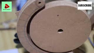 free energy selfrunning magnet motor - wasif kahloon experiment