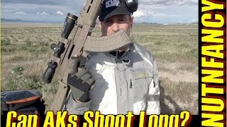 Long Range Shooting Tips for AK-47 Variants!