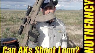 Long Range Shooting Tips For AK-47 Variants!
