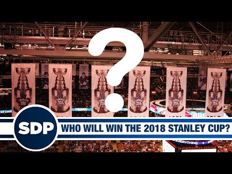Who Will Win the 2018 Stanley Cup? | The Steve Dangle Podcast