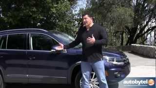 Volkswagen Tiguan 2012 Videos