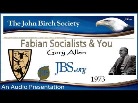 Gary Allen - Fabian Socialists and You (1973)