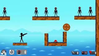 Stickman APK: Stickman Destruction Warrior 2 |  Stickman Shooting - Android GamePlay 2018 # HD Ep6
