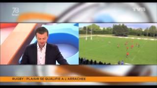 Le 7/8 Sport – Emission du lundi 12 mai 2014