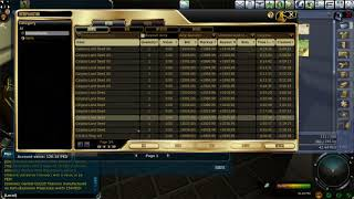 Entropia Universe: Deed Dividends and Profits (Fall of 2017)