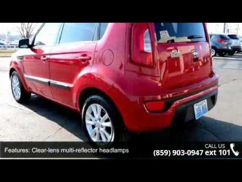 2012 Kia Soul +   Car Town Kia   Nicholasville, KY 40356