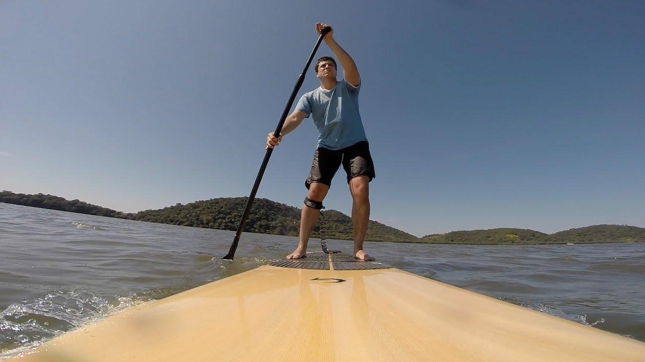 75d695b24 Stand Up Paddle - Ilha da Cotinga - Paranaguá Paraná - SUP - 1080p ...