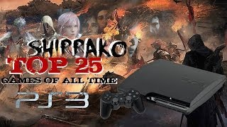 TOP 25 PS3 GAMES OF ALL TIME