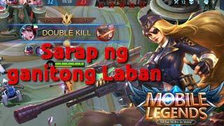 Sarap ng Ganitong Laban || Random Solo Rank