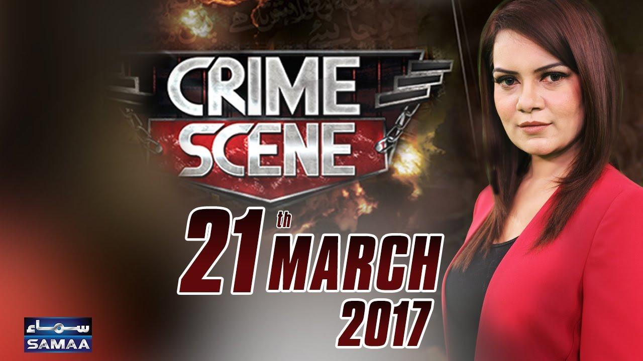 crime scene samaa tv 21 march 2017 youtube. Black Bedroom Furniture Sets. Home Design Ideas