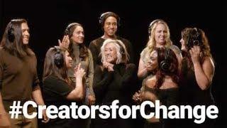 MILCK - A Little Peace (Creators For Change) [Official Video]