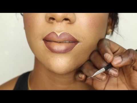 HOW TO SCULPT LIPS LIKE A PRO