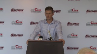 Saluki Football Press Conference