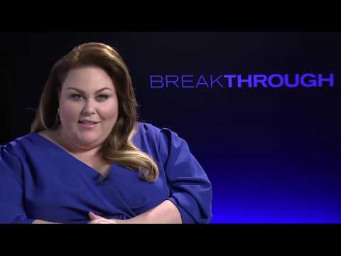 """Chrissy Metz on """"Breakthrough"""" 
