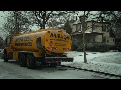 Homeowners Fill Up On Heating Oil While Prices Are Low