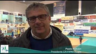 05-02-2017: Paolo Indiveri nuovo presidente del CR FIPAV Puglia