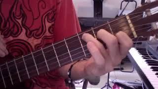 Santo de Alfonzo Luna (Haendel) - Versión para Guitarra con arpegio