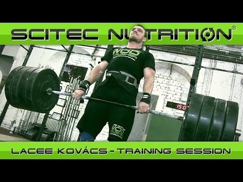 Lacee Kovacs - WOD CRUSHER training session