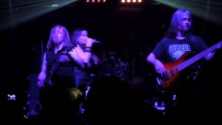 Lion Twin - Run For Your Life (live - Börse Wuppertal, 25.04.2015)