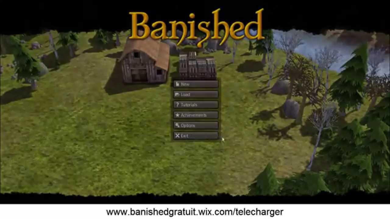 le jeu banished gratuitement