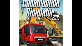 *Construction Simulator 2015 Trailer *